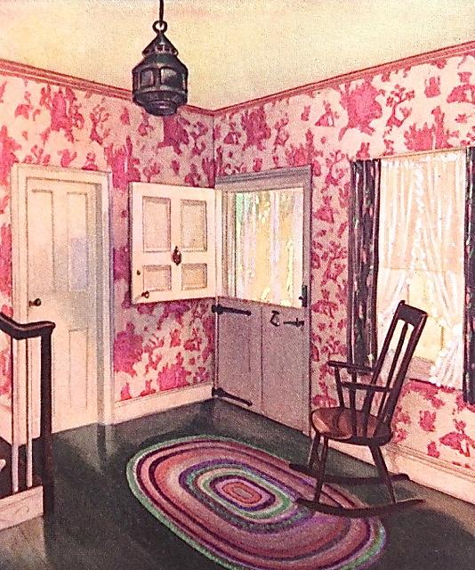 Vintage Wallpaper Ad 2