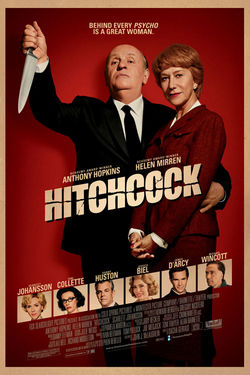 Hitchcock Film Poster