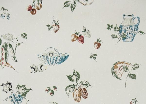 For A Retro Kitchen Hannah S Treasures Vintage Wallpaper