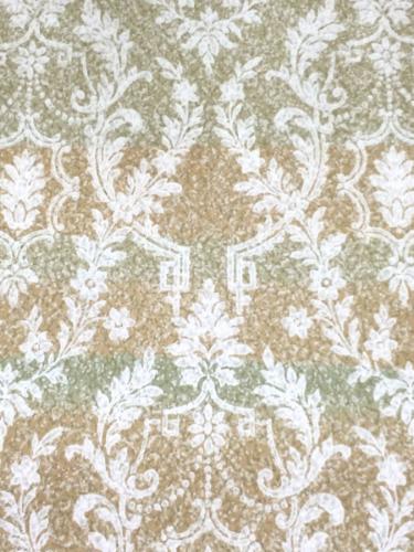Vintage Wallpaper Misprint
