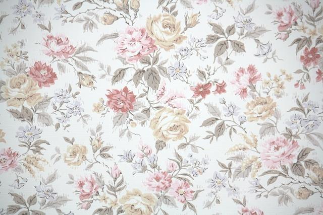 Vintage Floral Rose Wallpaper Vintage Wallpaper Floral