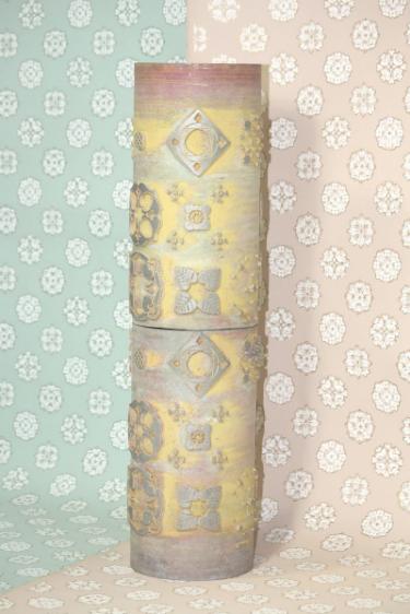 vintage wallpaper roller