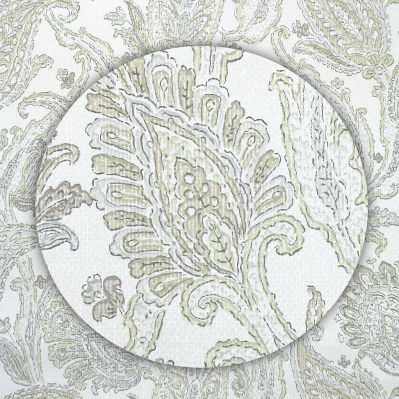 vintage wallpaper close up
