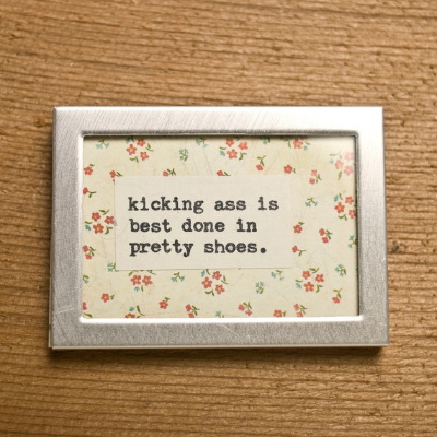 magnet by Vintagetypegirl on Etsy