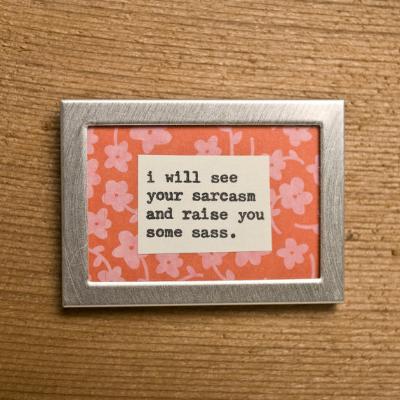 Vintagetypegirl magnet on Etsy