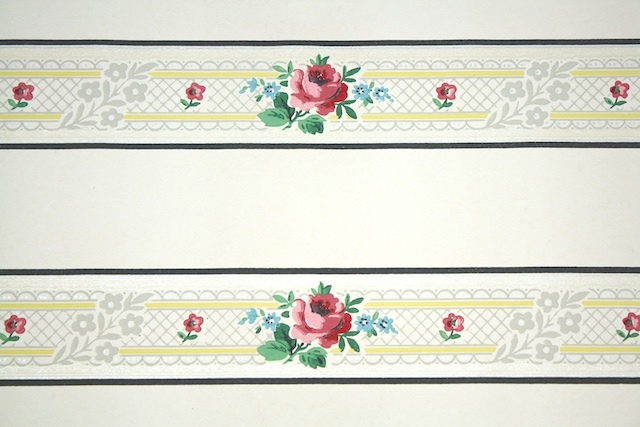 vintage wallpaper borders available on our website hannah s