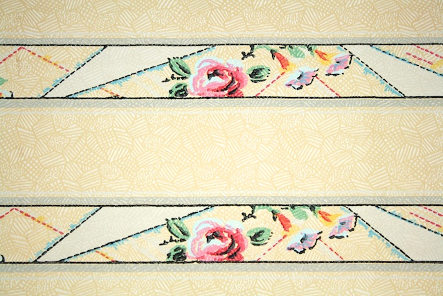 Vintage Wallpaper Border | Hannah's Treasures