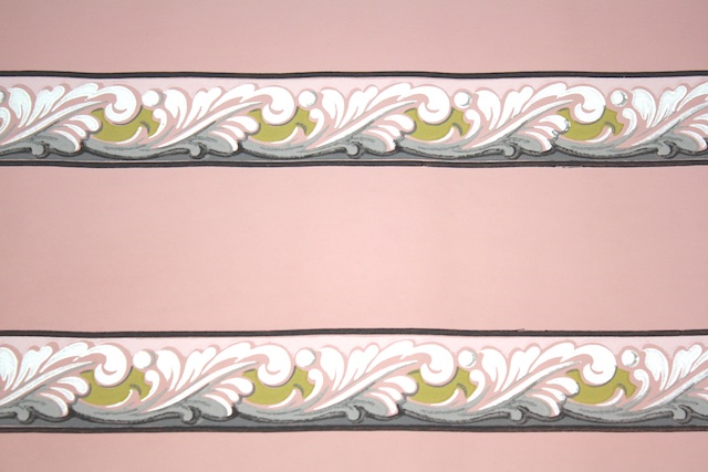 Vintage Wallpaper Border | Hannah's Treasures