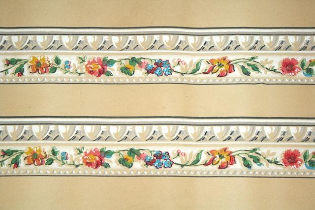 Vintage Wallpaper Border   Hannah's Treasures