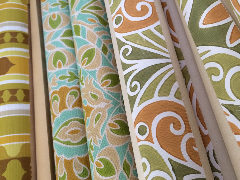 retro and vintage wallpaper from Hannah's Treasures