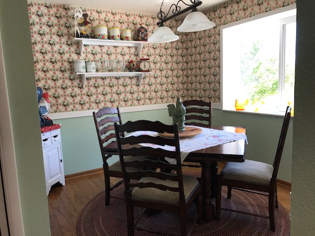 vintage country kitchen. Vintage Country Kitchen with Hannah s Treasures Wallpaper Dawn  Blog