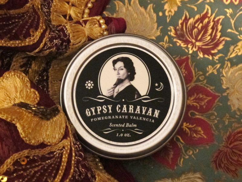 Gypsy Caravan Solid Scent by Scodioli Creative on Etsy