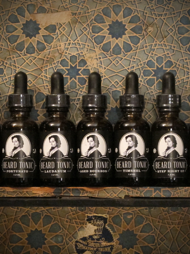 Beard Tonic by Scodioli Creative on Etsy