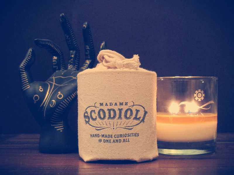Soy Candle by Scodioli Creative on Etsy