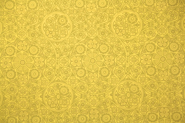 retro geometric from Hannahs Treasure Vintage Wallpaper