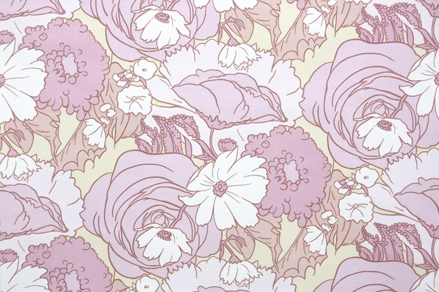 retro vintage wallpaper